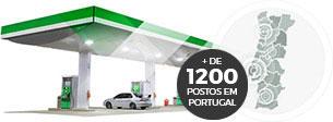 650 Postos em Portugal